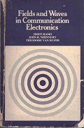 Fields and Waves in Communication Eletronics