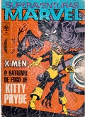 Superaventuras Marvel X-Men o Batismo de FOGO